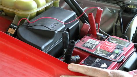 How Change Your Car Battery Without Losing Radio