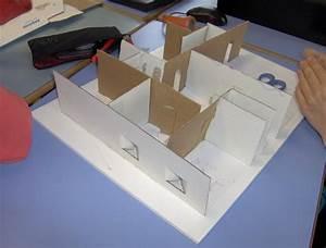 comment faire une maquette de maison en carton segu maison With faire une maquette de maison