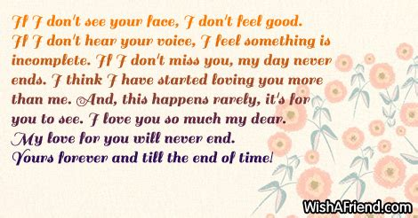 i miss you letters lovely i miss you letters cover letter exles 33163