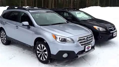 subaru outback  subaru crosstrek youtube