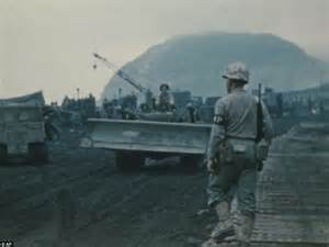 Unseen Color Film Shows Us Marines In Action All The Way