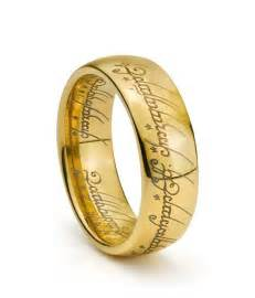 lord of the rings engagement rings 11 geeky engagement rings project fandom
