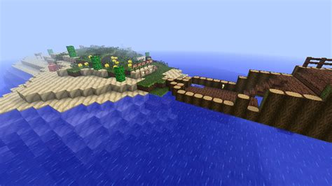 Minecraft Boat Crash by Boat Crash Survival Map Maps Mapping And Modding Java