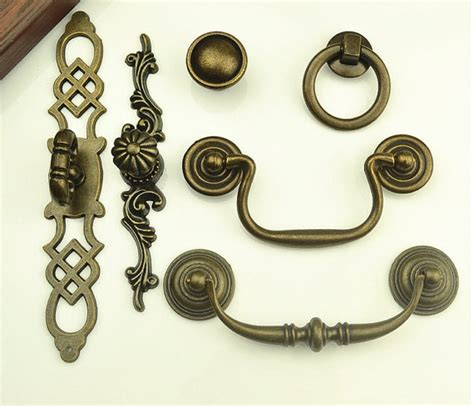 Antique Brass Cupboard And Pulls by 15 Collection Of Vintage Cupboard Handles