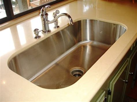 stainless steel kitchen sinks undermount 18 30 inch stainless steel undermount single bowl kitchen 9782