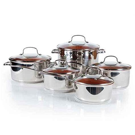 nuwave cookware ceramic non stick glass stoves sets rated induction duralon compatible cookin availability check lids piece