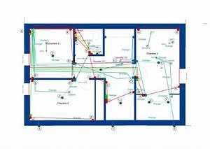 plans electriques dune maison maison poyaudine With plan electrique d une maison