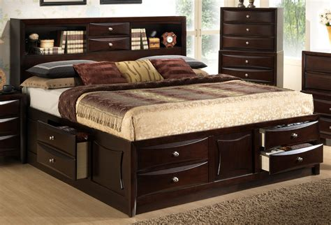 king bed with bookcase headboard queen bookcase headboard large image for beds headboard