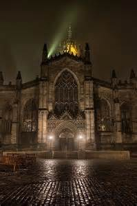 St. Giles Cathedral Edinburgh Scotland