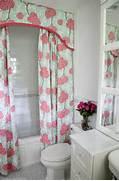 Shower Curtain Valance Contemporary Bathroom Design Manifest Shower Curtain Ideas For Small Bathrooms Curtains Home Design Shower Curtain Rods Bring Luxury To Small Bathrooms From Bathroom Home Fashions Decorative Lush Decor Cocoa Flower Shower Curtain