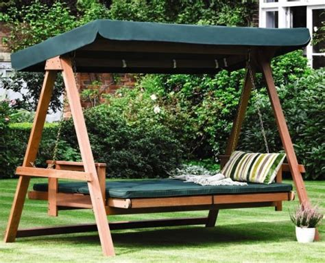 25+ Best Ideas About Outdoor Swing Beds On Pinterest