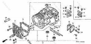Honda Small Engine Parts Gv400 Oem Parts Diagram For