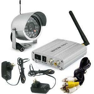 outdoor wireless security camera system ebay