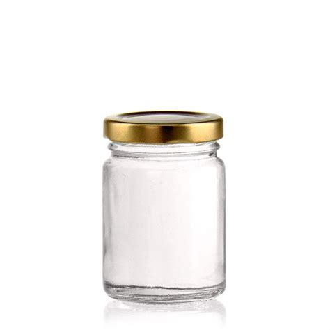 pots de confitures vides pas cher 106ml pot rond avec twist 48 bouteilles et bocaux