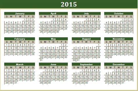 spring term calendar