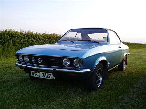 1973 opel manta 1973 opel manta a 1900 flickr photo sharing