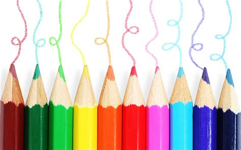 Coloring With Colored Pencils by Colored Pencils Pencils Wallpaper 24173421 Fanpop