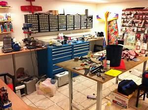 Atelier De Bricolage : rangement de l 39 atelier arnaud poyet pilote f3c ap concept ~ Melissatoandfro.com Idées de Décoration
