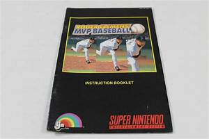 Manual - Roger Clemens U0026 39  Mvp Baseball