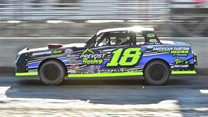Imrie, Hall, Burrows Winners in WISSOTA Classes at ALH ...