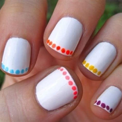 Cute And Easy Nail Designs Easy Nail Designs Cute Nail