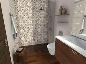 Renovation Salle De Bain Leroy Merlin : 1001 id es pour l 39 am nagement d 39 une petite salle de bain ~ Mglfilm.com Idées de Décoration