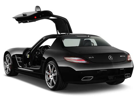 Image: 2012 Mercedes-Benz SLS AMG 2-door Coupe SLS AMG ...
