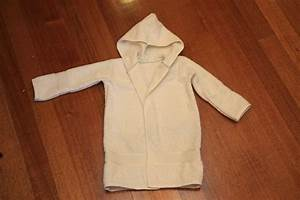 Tutorial For Child U0026 39 S Hooded Towel Made Of 2 Towels