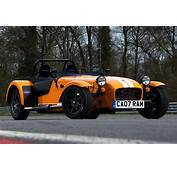 New Caterham Seven Supersport Targets Hardcore Enthusiasts