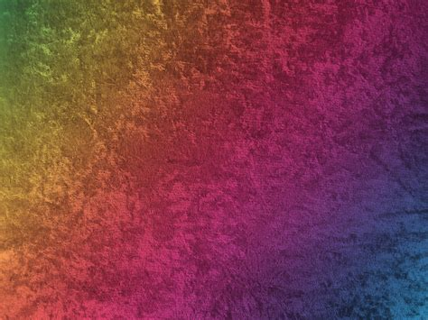 velvet rainbow handmade texture