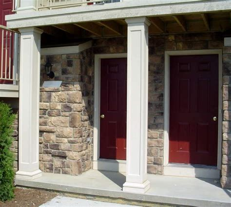 porch column wraps pictures square fiberglass porch columns commercial columns