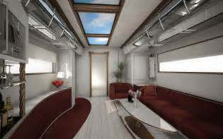 mobile home interior the ultimate luxury mobile home elemment palazzo idesignarch interior design architecture