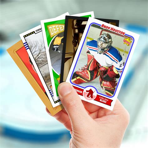 We did not find results for: Make Your Own Hockey Card