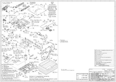 grammer siege msg95al msg95a grammer seat parts stockist