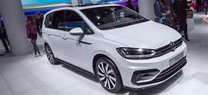 Volkswagen Touran R Line : das kostet der sport look f r den touran bestellbar r line f r den vw touran 2016 news ~ Maxctalentgroup.com Avis de Voitures