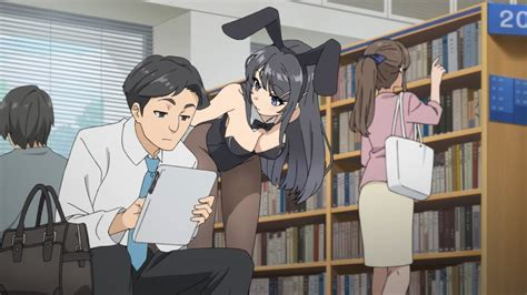 The Power Of Perception 'rascal Does Not Dream Of Bunny Girl Senpai Episode 1 Review Anime