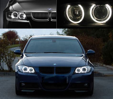 Bmw Halo Lights by Led Pair White Eye Halogen Halo Light Bulb 20w For