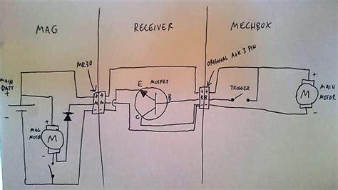 Claymore Airsoft Tech Tip Enhanced Pkm Aeg Wiring