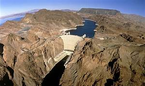 Hoover Hydroelectric Dam, Colorado River, Usa Photograph ...