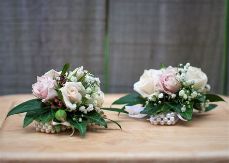 deluxe bridal party flower package  harbour rose