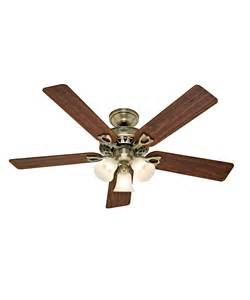 hunter fan 21433 sontera 52 inch ceiling fan with light