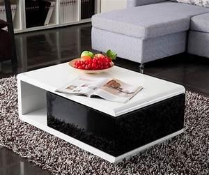 Table De Salon Originale : table basse de salon design livraison gratuite ~ Preciouscoupons.com Idées de Décoration
