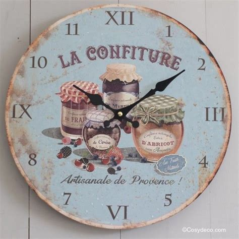 horloge cuisine 17 best images about horloges cuisine on deco