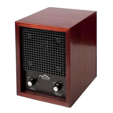 best fan and air purifier new comfort cherry 03 1000 ozone generator and ion air