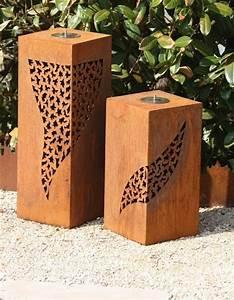 Holztrennwände Für Den Garten : bilder garten eisendeko ~ Sanjose-hotels-ca.com Haus und Dekorationen