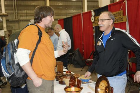 spotted   woodworking show  mingle lees summit
