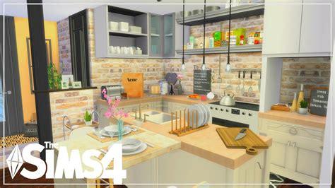 sims  apartment build tumblr couple studio