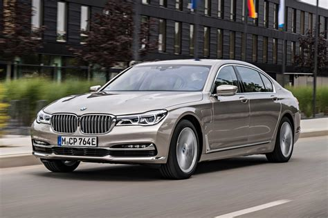 2017 Bmw 7 Series Hybrid Pricing  For Sale Edmunds