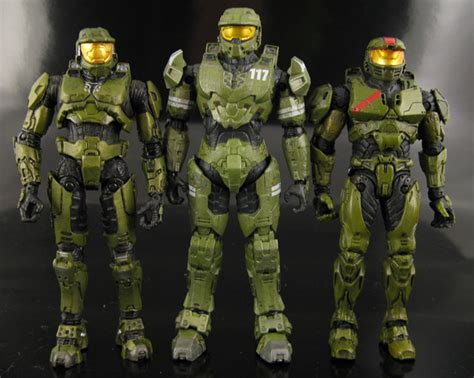Jin Saotomes Five Minute Toy Review Halo Universe