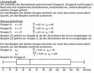 Oberes Und Unteres Quartil Berechnen : pflichtteil 2013 realschulabschluss fit in mathe ~ Themetempest.com Abrechnung
